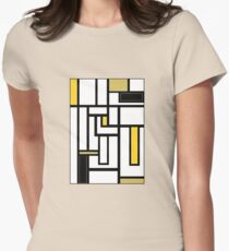 'Modern Vibe 5'  Womens Fitted T-Shirt