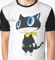 『PERSONA 5』Morgana Graphic T-Shirt