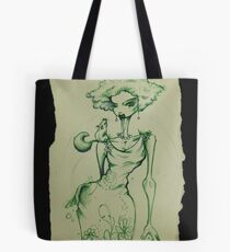 Paying attention  Tote Bag