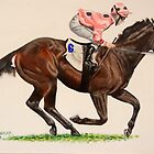 Black Caviar by Jean Farquhar