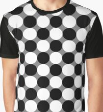opart -circles Graphic T-Shirt