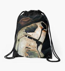 Dressmaker Drawstring Bag