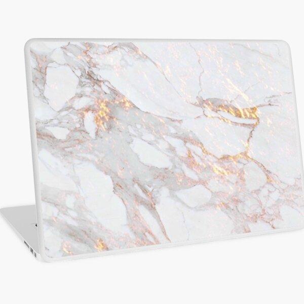 Chic Elegant Gold Marble Pattern -   Laptop Skin
