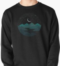 Between The Mountains And The Stars Pullover