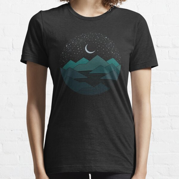 Between The Mountains And The Stars Essential T-Shirt