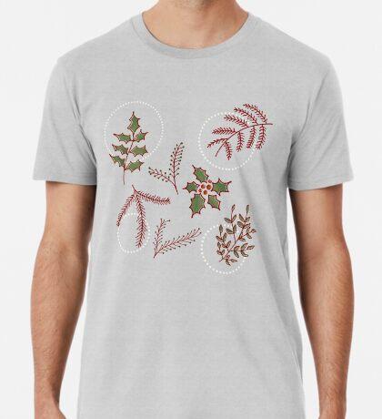 Classic Cozy #redbubble #xmas Premium T-Shirt