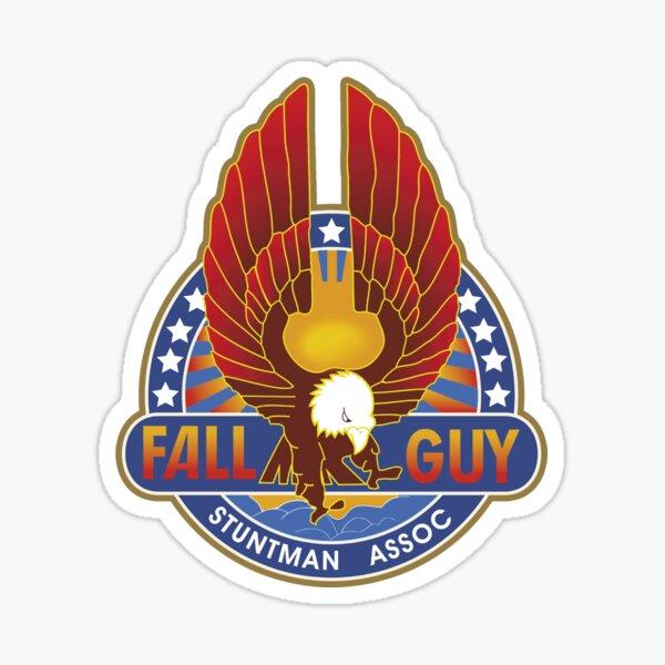 Fall Guy Sticker