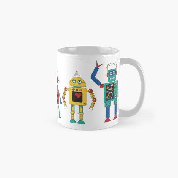 Robots Classic Mug