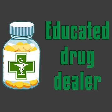 funny medicine drug education by untagged-shop