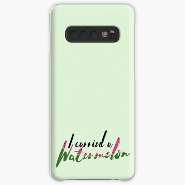 watermelon Samsung Galaxy Snap Case
