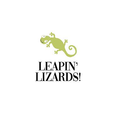 Annie - leapin' lizards by laurathedrawer