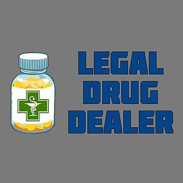 funny medicine drug pharmacist by untagged-shop