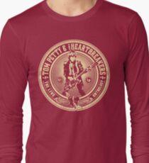 sunu Tom yellow Petty and The Heartbreakers logo 2018 2019 Long Sleeve T-Shirt