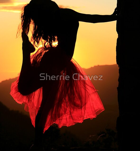 Dancing on High by Sherrie Chavez