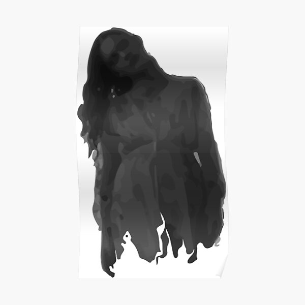 Bent Neck Lady - The Haunting of Hill House Poster