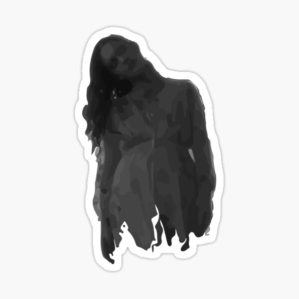 Bent Neck Lady - The Haunting of Hill House Sticker