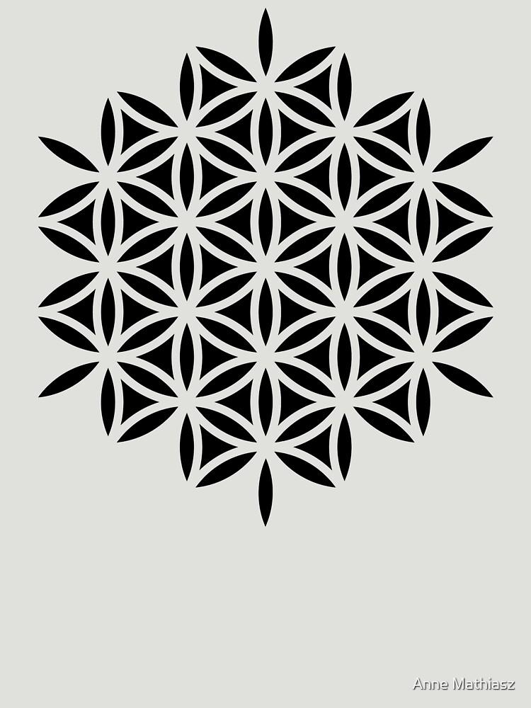 Blume des Lebens, Flower of Life, Heilige Geometrie von nitty-gritty