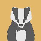 Badger by KortoGott