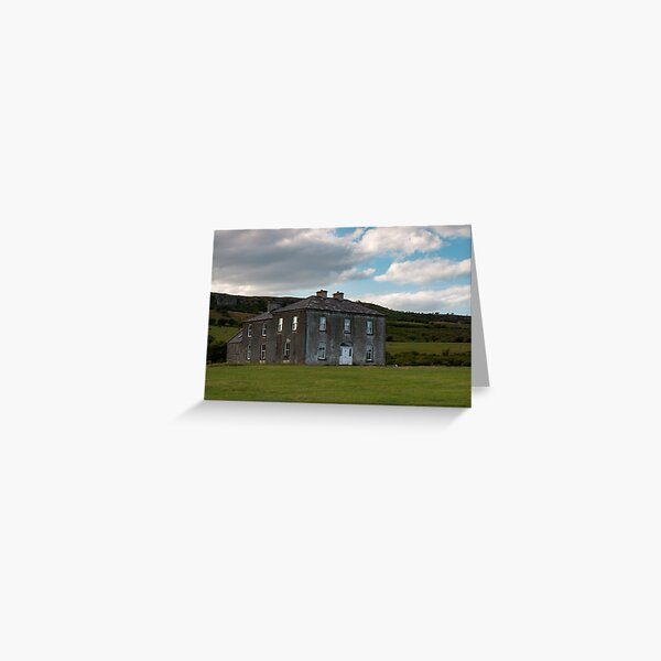 Father ted's House Greeting Card
