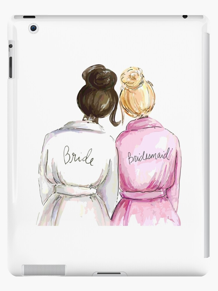 Wedding Giftsbridal Shower Gifts Best Cute Engagement Gift For Her Bride Bridesmaid Women Best Friend Or Sister Bride And Bridesmaid Ipad