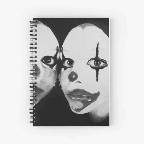 Reflection - Sketch Spiral Notebook