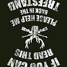 Funny Hunting T-Shirt by STYLESYNDIKAT