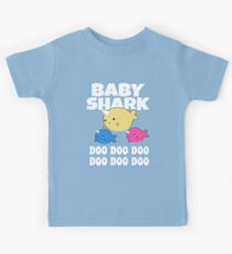Baby Shark Doo Kids Tee