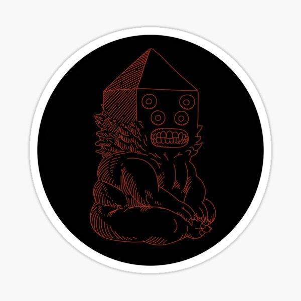 GOLB - red Sticker