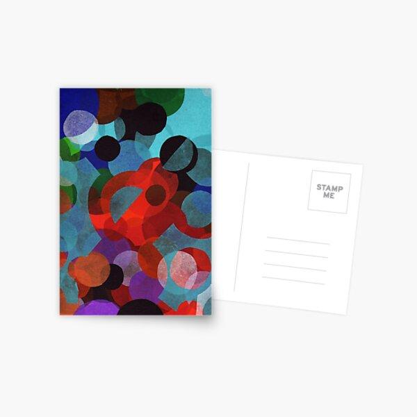 tissue paper 05  Postcard