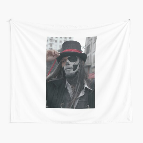 Skeleton Tapestry