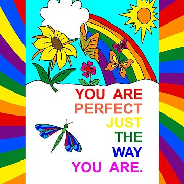 You are Perfect  by r6568