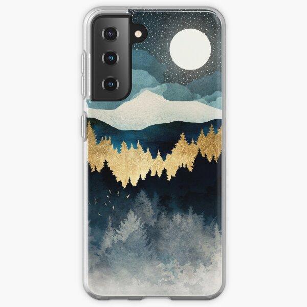 Indigo Night Samsung Galaxy Soft Case