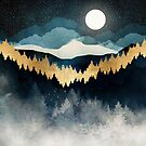 Indigo Night by spacefrogdesign