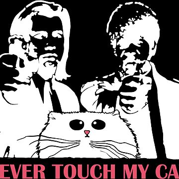 Pulp Fiction for cats by maclook