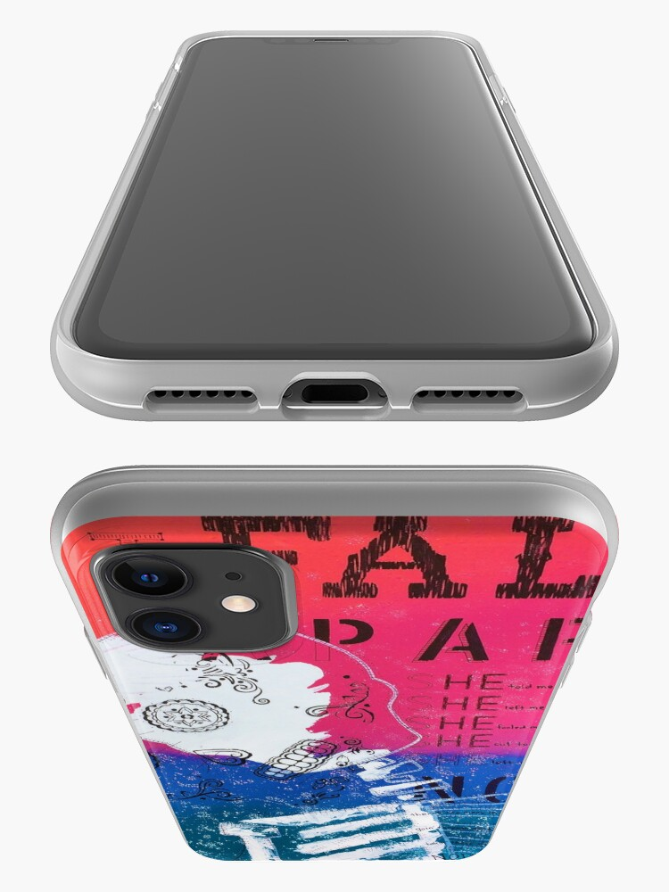 Alternate view of Fall Apart iPhone Case & Cover