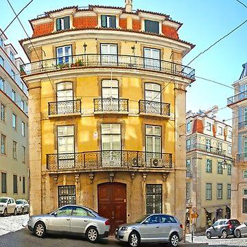 Chiado. Lisbon by terezadelpilar