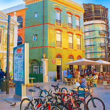 Lisboa turista by terezadelpilar