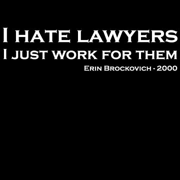 Hate Lawyers by newbs