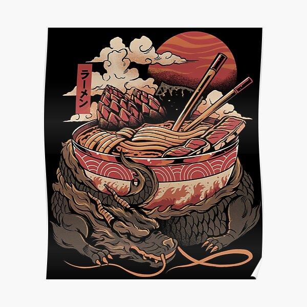 Dragon's Ramen Poster
