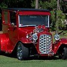 1927 Model T Sedan Hot Rod by TeeMack