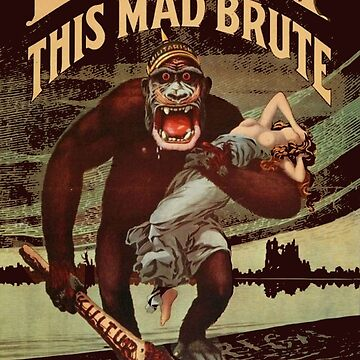 Destroy This Mad Brute - Enlist in the U.S. Army by ric1977