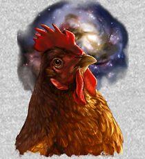 Chicken Galaxy Kids Pullover Hoodie