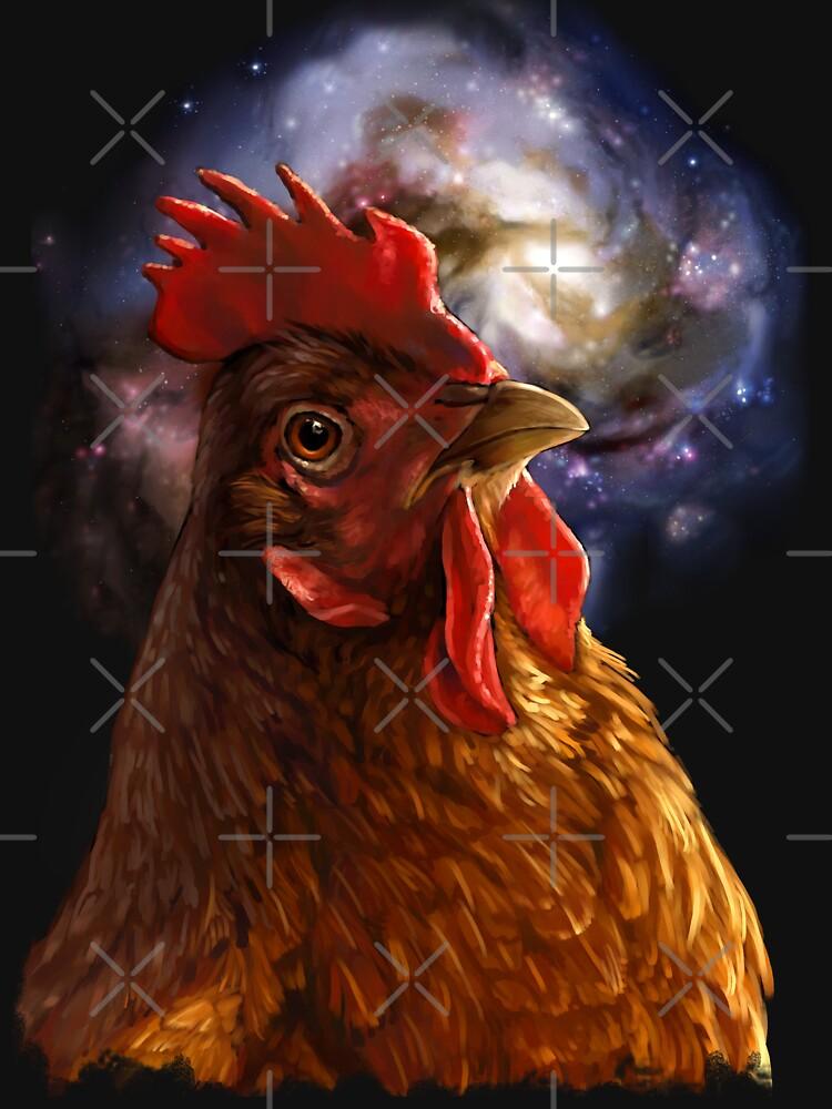 Chicken Galaxy by nambroth