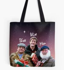 Only Fools - Three Wise Men Tote Bag