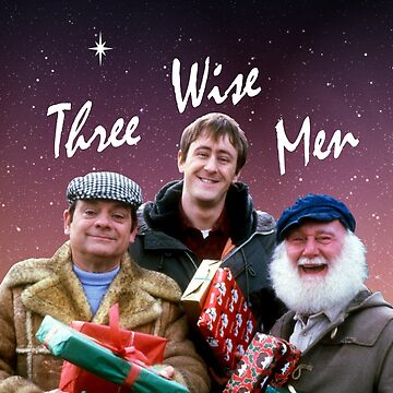 Only Fools - Three Wise Men by goldenanchor