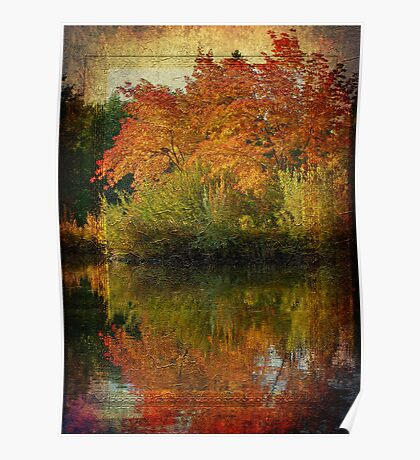 The Beauty of Autumn Poster