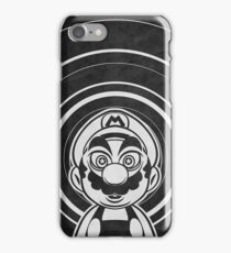 Super Mario Tripping Bros. Geek Line Artly  iPhone Case/Skin