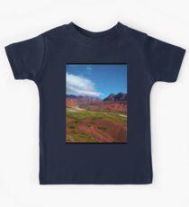 a wonderful Argentina landscape Kids Tee