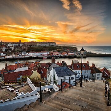 199 steps Whitby  by chris2766