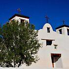 St Augustine Catholic Church  by Debby Pueschel
